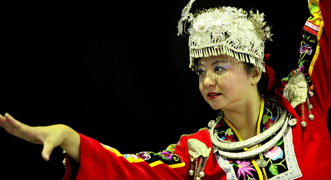 chinese dance and arts