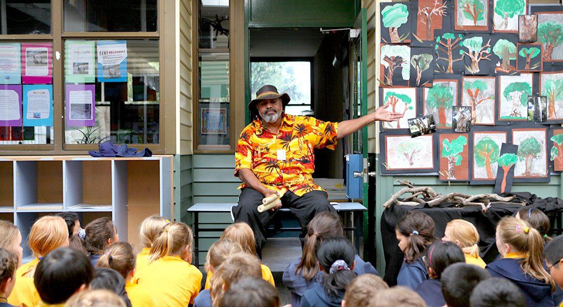 indigenous infusion storytelling