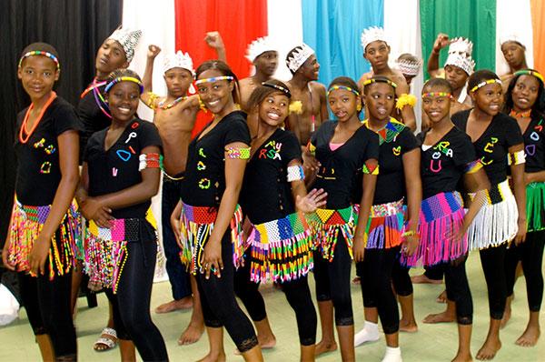 International Performace troupe