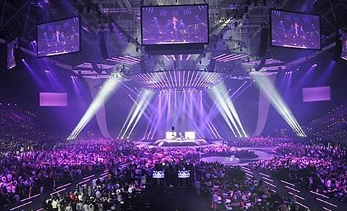 Europe Day! Eurovision! Hooray!(European Heritage)